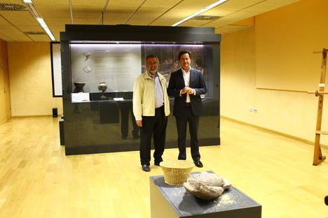 Las salas museo que albergan la Colección Arqueológica de El Ejido reciben ya las primeras visitas de centros escolares