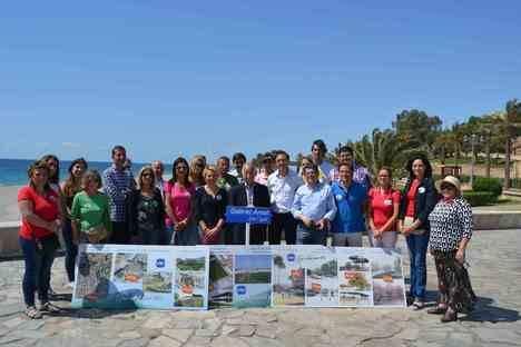 El PP de Roquetas ha recorrido 200 kilómetros para llevar su programa, que incluye 110 propuestas y 20 actuaciones ya proyectadas