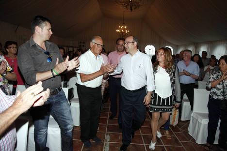 Luis Rogelio anuncia la puesta en marcha del Consejo Municipal Agrario y la ampliación del Plan de Higiene Rural