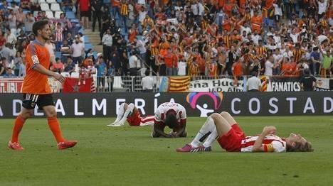 2-3 El Almería dice hasta luego a la Primera