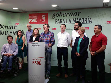 """Sánchez Teruel dice que """"Hemos frenado al PP y empezamos a recuperar espacio en todas las comarcas"""""""
