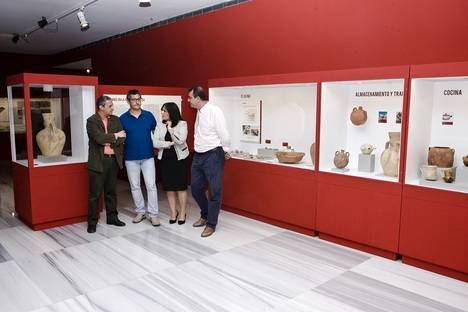 La exposición 'Al Mariyya. Puerta de Oriente' del Museo de Almería recibe en un mes más de 6.000 visitas