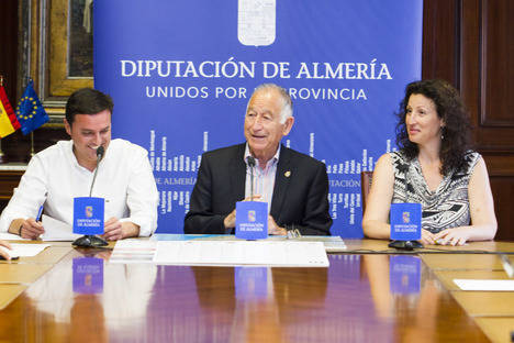 Diputación lanza la primera Guía Cinematográfica de 'Costa de Almería'