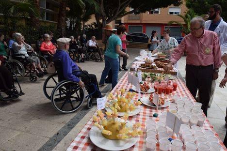 Concluye la Semana Saludable con una concurso de tapas y platos para el colectivo de mayores