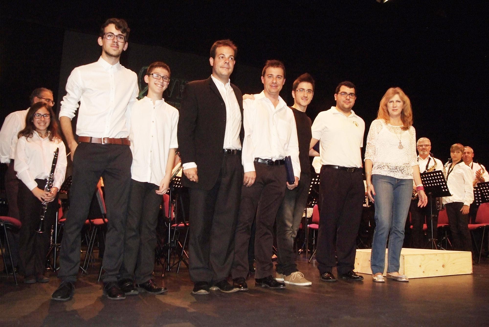 VI Certamen Provincial de Bandas de Música Juveniles con Roquetas, Gádor y Alhama