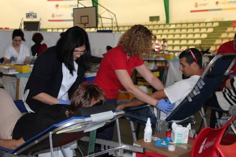 El Centro de Transfusiones realizará 24 salidas programadas durante el mes de junio para garantizar las reservas de sangre