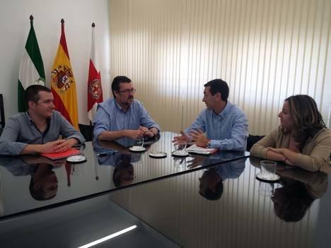 Pérez Navas busca 'todos los votos del cambio' con él como alcalde de la capital