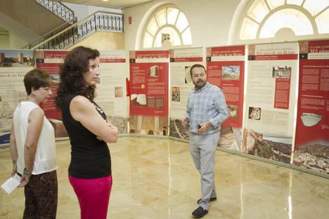 Diputación y Amigos de la Alcazaba acercan a la provincia las actividades de 'Celebrando el Milenio'