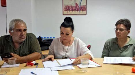 IU de El Ejido quiere impedir que Góngora tome posesión