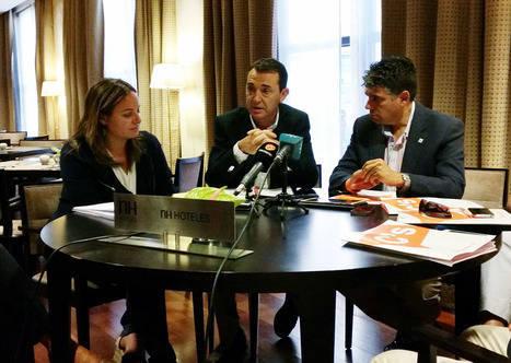 """Pérez Navas: """"Hemos sabido fusionar los dos programas; para nosotros, el cambio cada vez está más cerca"""""""