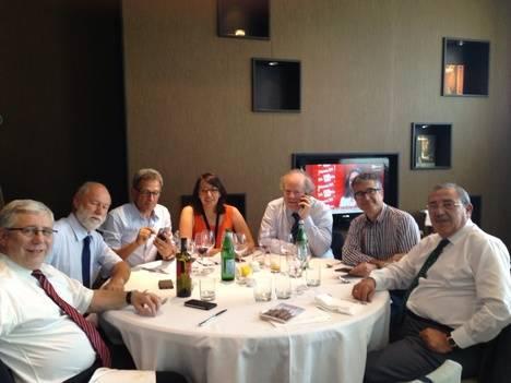 HORTYFRUTA, junto a Interprofesionales de Francia e Italia, acuerdan iniciar el camino para crear una Organización Interprofesional Europea de Frutas y Hortalizas