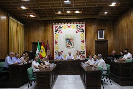 El alcalde en funciones de Huércal Overa anima a los vecinos a acudir a la toma de posesión