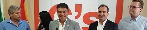 Ciudadanos permitirá el gobierno del PSOE en la capital y Cuevas, y el del PP en Roquetas, Huércal de Almería y Enix