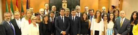Góngora incide en el diálogo para los próximos cuatro años al frente de El Ejido