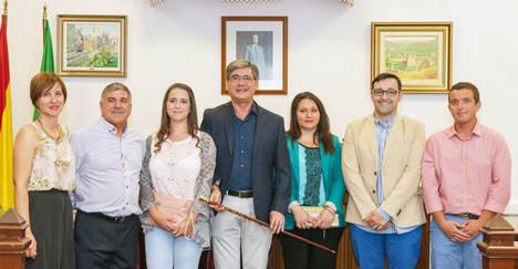 Juan Manuel López promete diálogo con los agentes sociales y económicos para hacer de Pechina un lugar más próspero