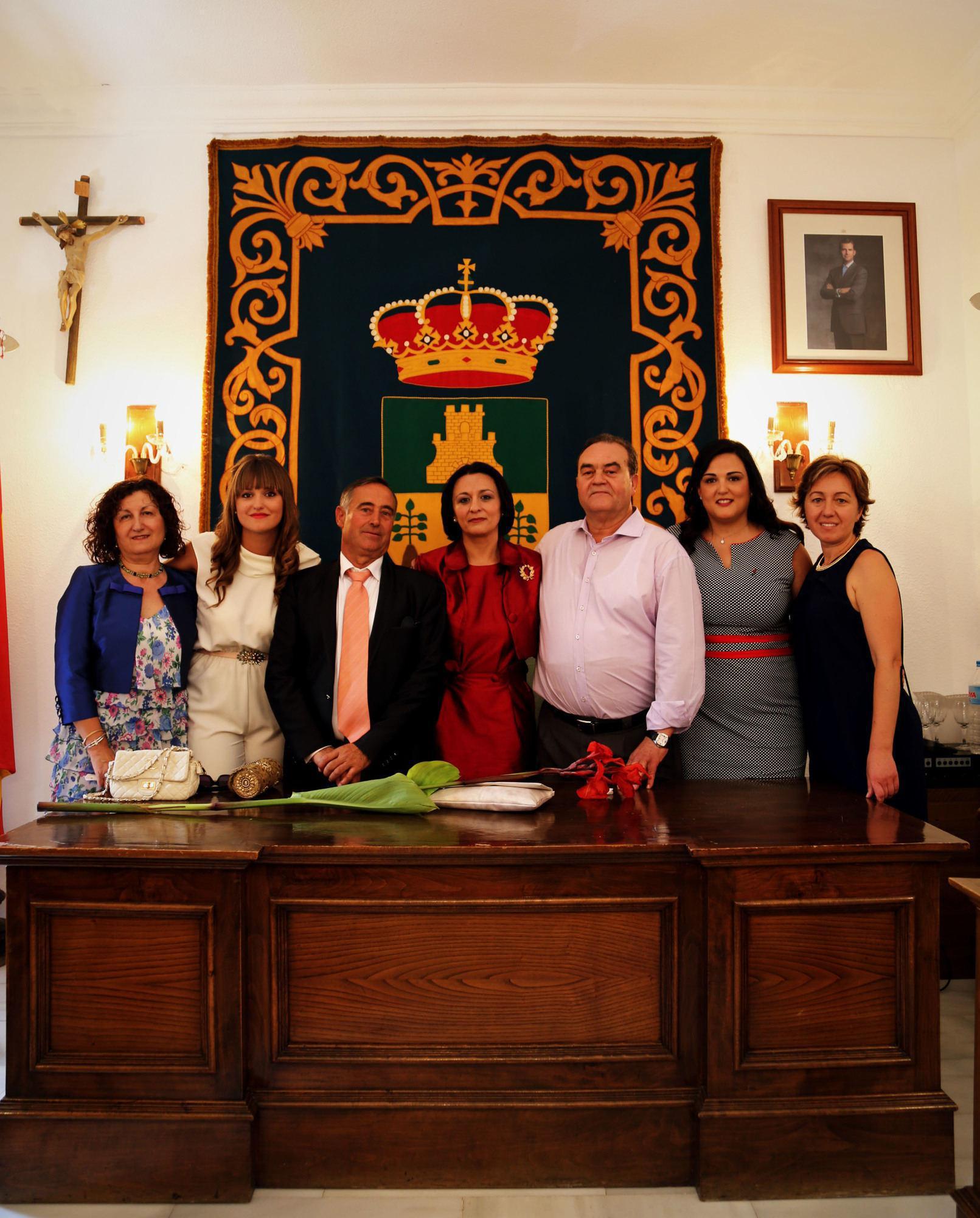 Purificación Sánchez promete empleo, educación y cultura en su proclamación como alcaldesa de Cantoria