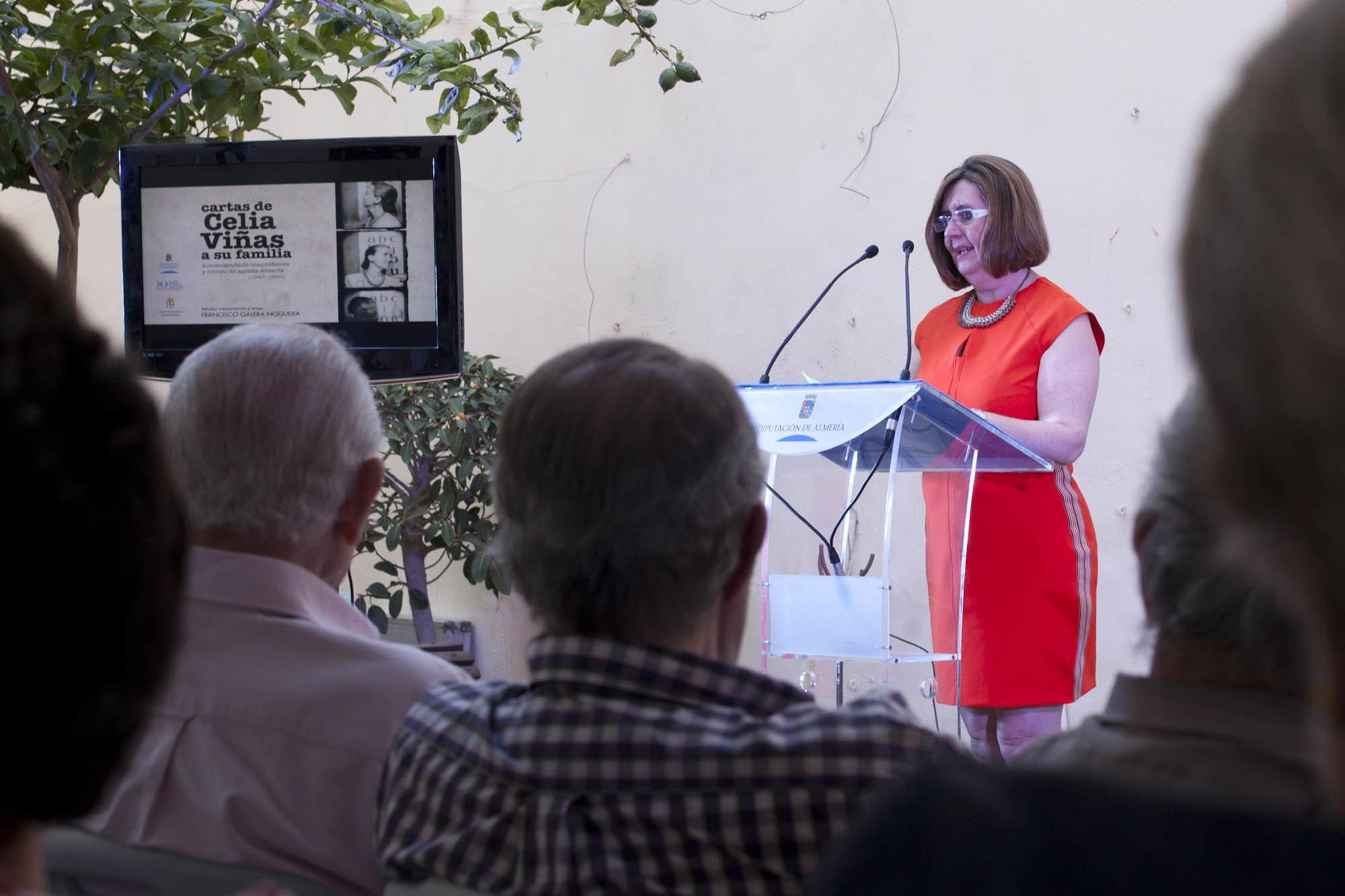 Diputación e IEA presentan 'Cartas de Celia Viñas a su familia' con Poesía cantada por Sensi Falán