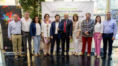 La Mancomunidad de Municipios del Levante Almeriense se estrena con la incorporación de 48 empresas al Sello SICTED