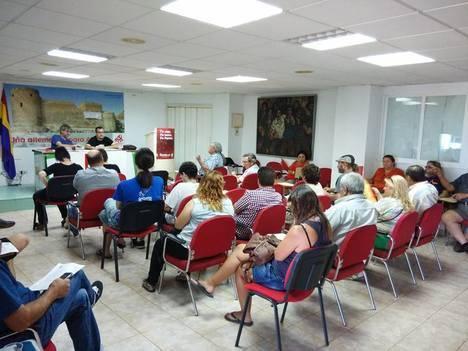El PCA de Almería apuesta por candidaturas de Unidad Popular para las elecciones generales