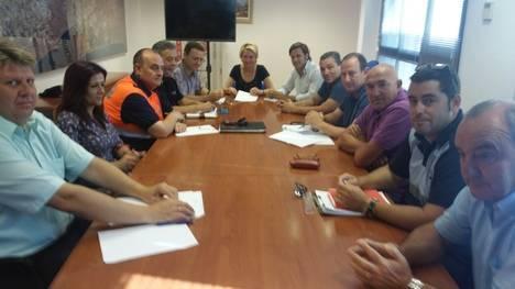 El Ente Gestor de Playas prepara el play de limpieza y seguridad de San Juan en Roquetas