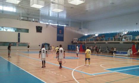 La Diputación clausura el fútbol sala y el fútbol-7 del PAIDA 2015