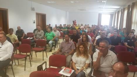 """Jornadas formativas sobre """"La Reforma del Código Penal y la Ley de Seguridad Ciudadana"""" en Roquetas"""