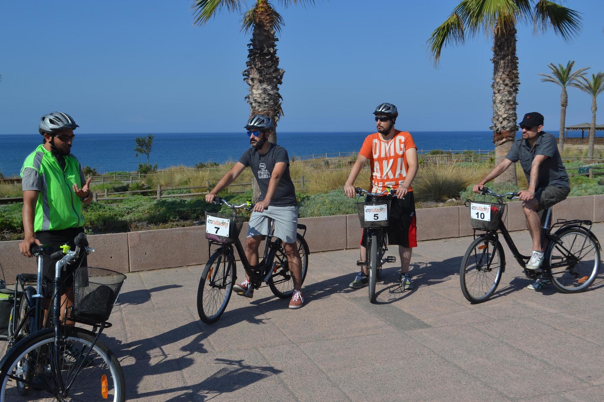 Satisfacción y sorpresa entre los bloggers por las singularidades del destino 'Costa de Almería'