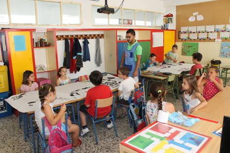Abre sus puertas la primera Escuela de Verano de Gádor con la participación de más de 60 niños