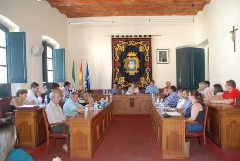 La alcaldesa de Níjar presenta su equipo de Gobierno