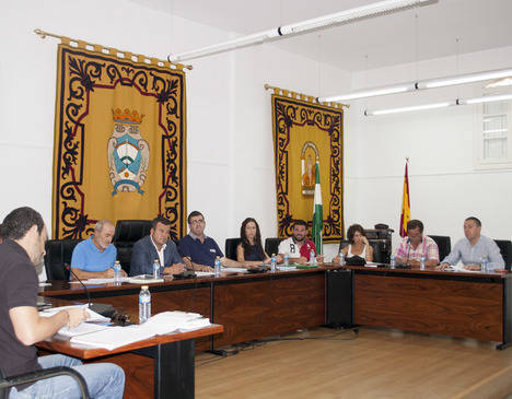 Carboneras celebra el primer pleno de la nueva legislatura