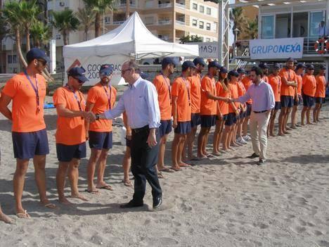 El Ayuntamiento invierte 400.000 euros en preparar las playas para la temporada estival
