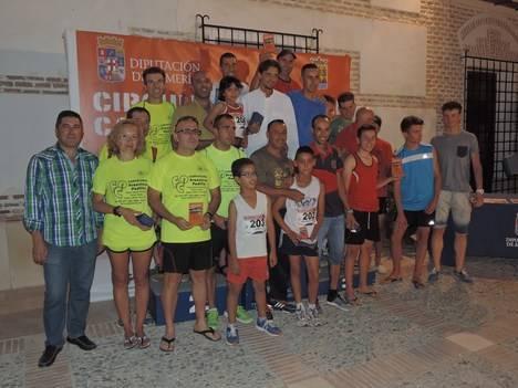 El Circuito de Carreras Populares reúne a más de un centenar de atletas en Vélez-Rubio