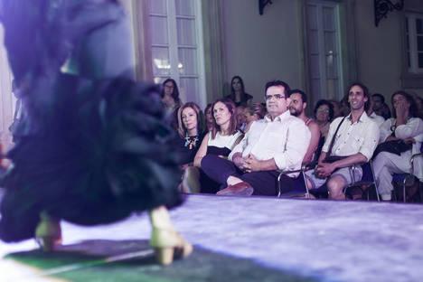 Isabel Ramírez, Alejandra Gudi y Eduardo Leal deslumbran al público del Patio de Luces