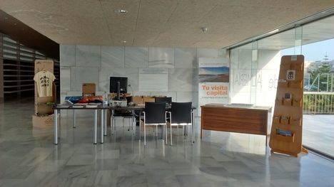 Dos nuevos puntos de información turística acogen a los visitantes de la capital