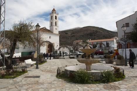 Bacares es un destino de interior y de altura dentro de la oferta de 'Costa de Almería'