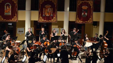 Cajamar acercó la música antigua con un magistral concierto de la Joven Orquesta Barroca de Andalucía