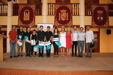 El cordobés Álvaro Toscano gana el concurso 'José Tomás', dentro del Certamen Internacional de Guitarra Clásica Cajamar