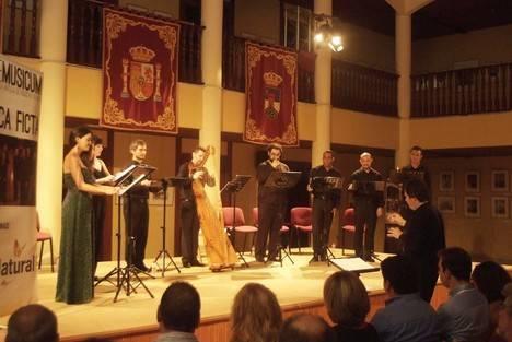 Musica Ficta cerró con un gran concierto el Festival 'Mare Musicum' de Roquetas
