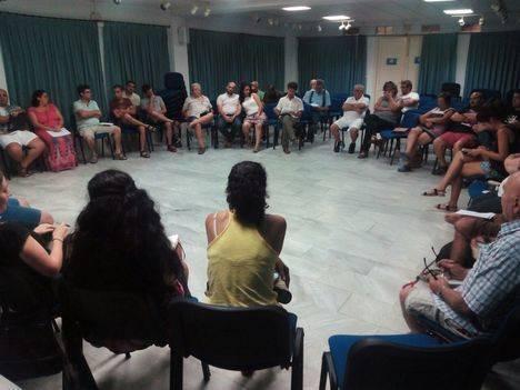 Círculos y consejos ciudadanos de la provincia se coordinan para potenciar Podemos en Almería