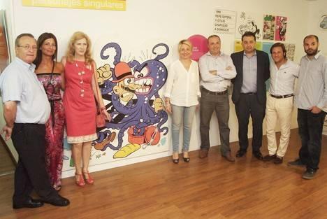 La exposición 'Francisco Ibáñez. El mago del humor' llega al Museo Taurino de Roquetas