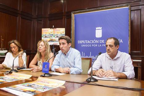 Diputación difunde la oferta turística y gastronómica de la provincia a través de la la Feria 'Activa Almería'