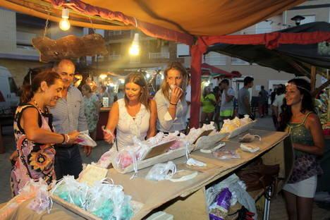 Mercado Medieval en Balerma