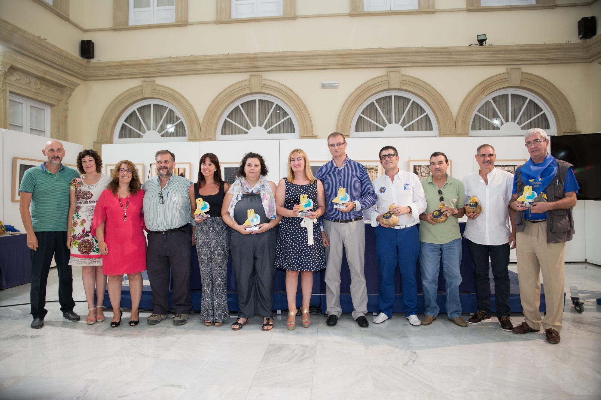 Diputación, epicentro de las actividades del II Verano Cultural Jacobeo Almería-Granada