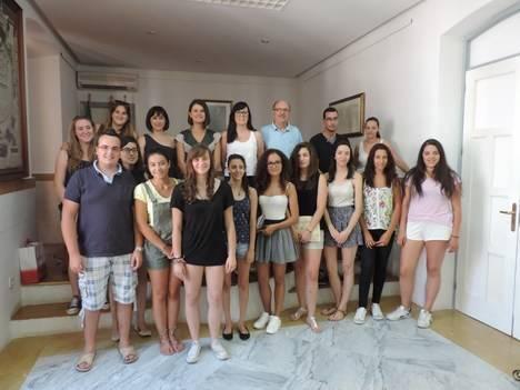 Diputación forma en el sector turístico a una veintena de jóvenes de Vélez-Blanco