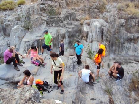 Los Senderos de Luna Llena de Diputación recorren el municipio de Cóbdar