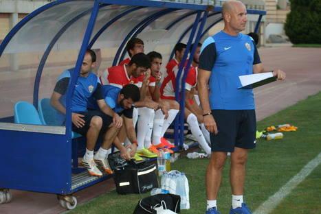 El CD El Ejido 2012 convence con buen fútbol pero pierde ante la UD Almería B (0-1)