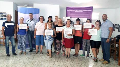 Diputación inicia en Ohanes y Berja los talleres de autoprotección dirigidos a mujeres