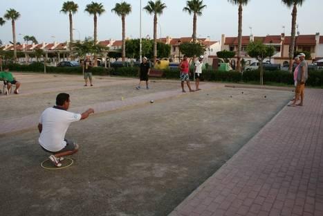 'Las 100 horas' comienzan con petanca, tenis y los deportes de equipo