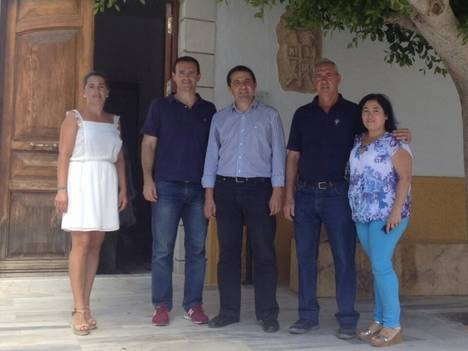 El PFEA inicia las obras del PFEA en Purchena con una inversión de más de 120.000 €