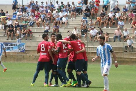 El CD El Ejido 2012 reaccionó con autoridad ante un Atlético Malagueño que ganaba (3-3)